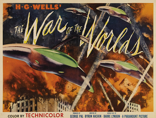 how to draw war of the worlds 1953 tripods