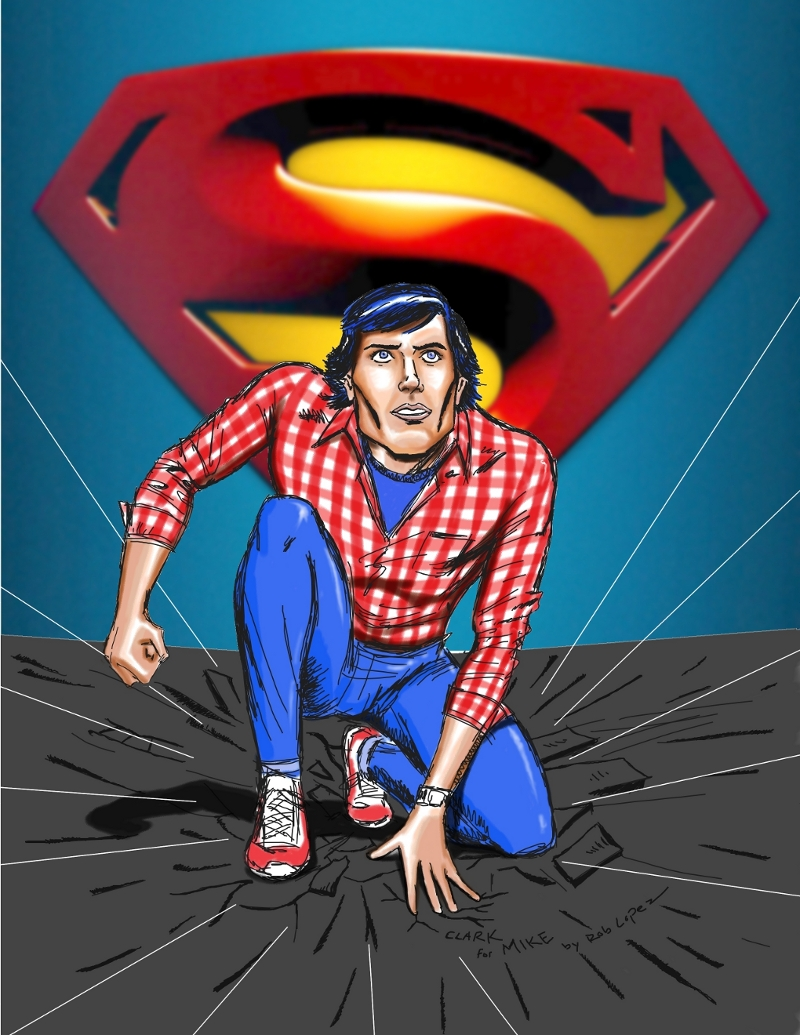Superman For Mike Smallville Style small More Superman Returns Playstation   Images