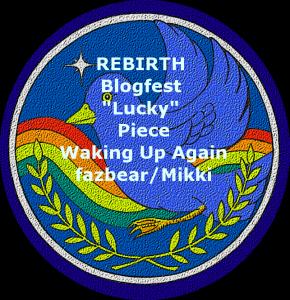 REBIRTH Lucky - Bluebird Patch NEW